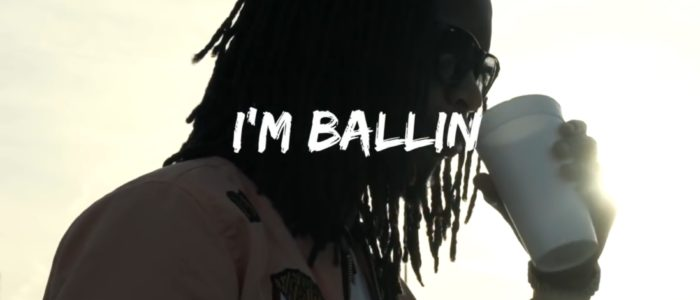 DJ Jayhood ft. Fetty Wap – I'm Ballin' (Music Video Inside)